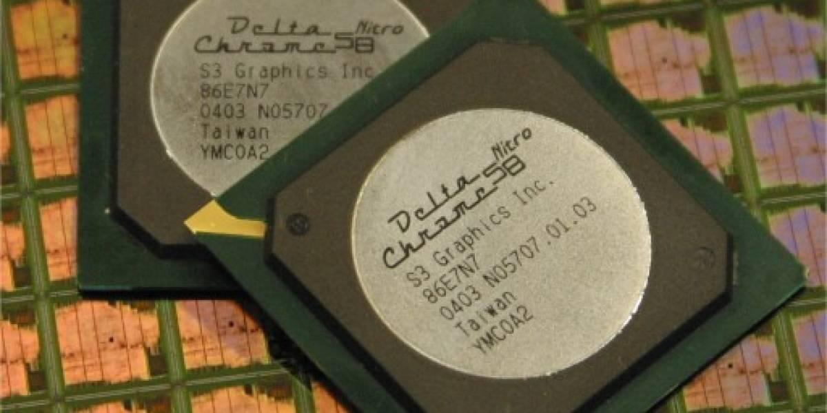 S3 DeltaChrome Nitro S8, una nueva GPU en el mercado
