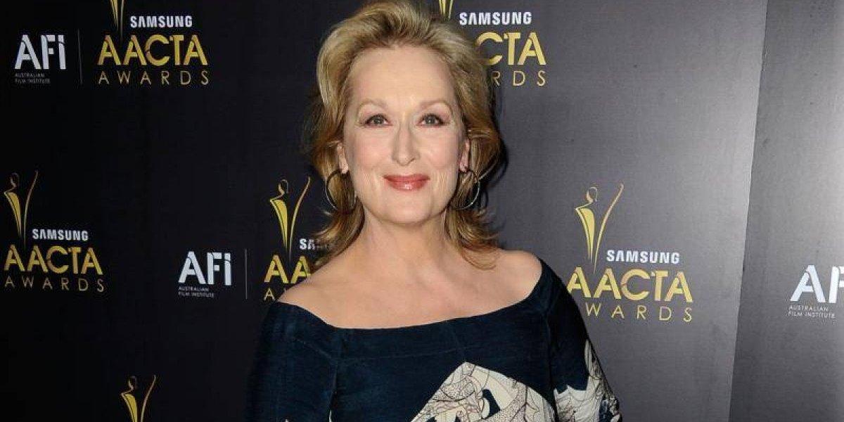 Quanto cobrará Meryl Streep por cada episódio de 'Big Little Lies'?