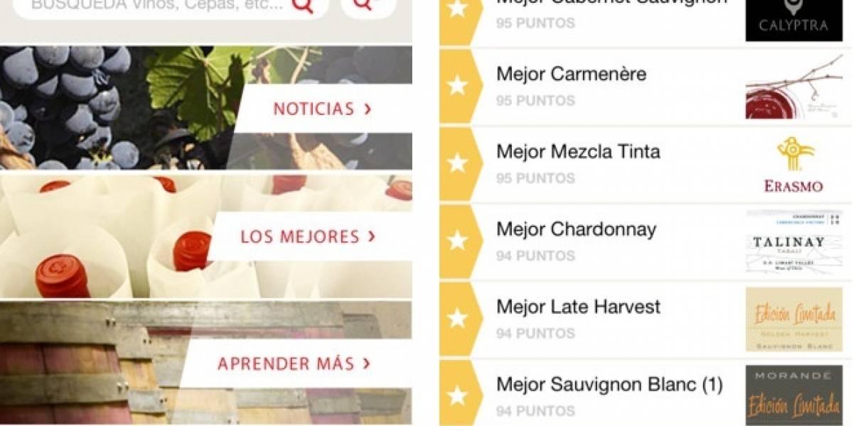 Descorchados: una app para conocer el vino chileno