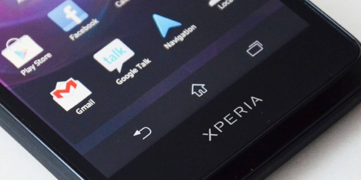 Sony Xperia T [W Labs]