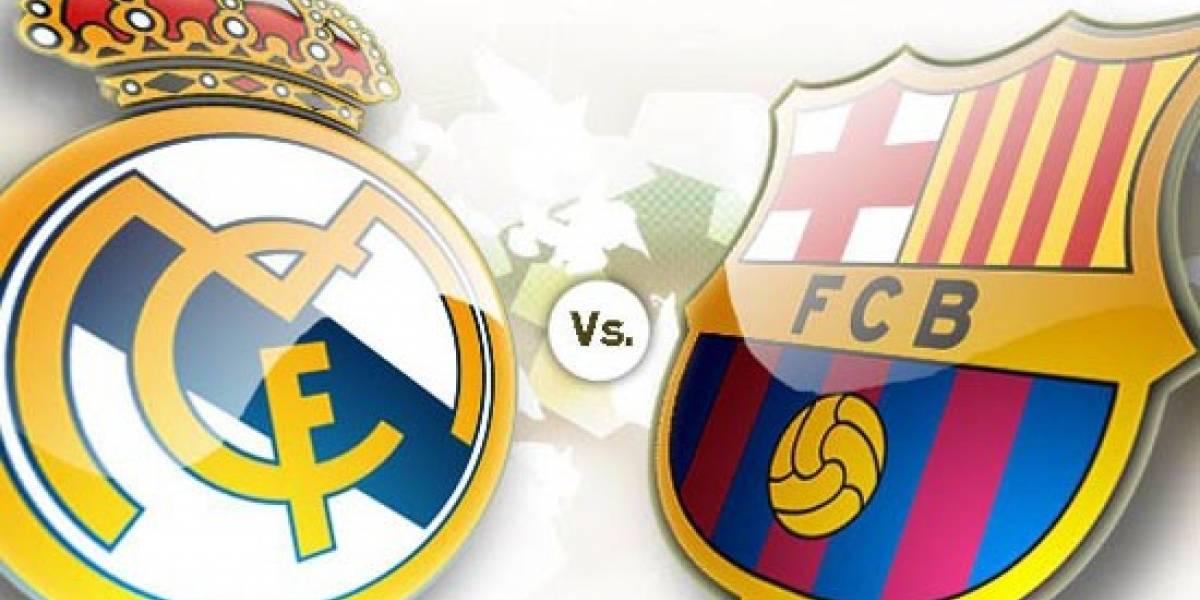 ¿Quién ganará el Clásico? Simulamos el partido en FIFA y PES