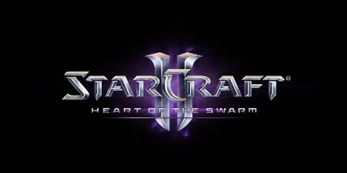 Se filtra el trailer de StarCraft II: Heart of the Swarm