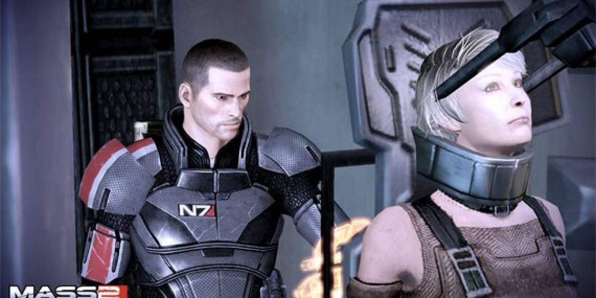 Mass Effect 2: Arrival DLC [NB Labs]