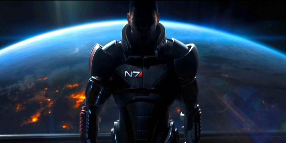 Compositores de lujo para Mass Effect 3