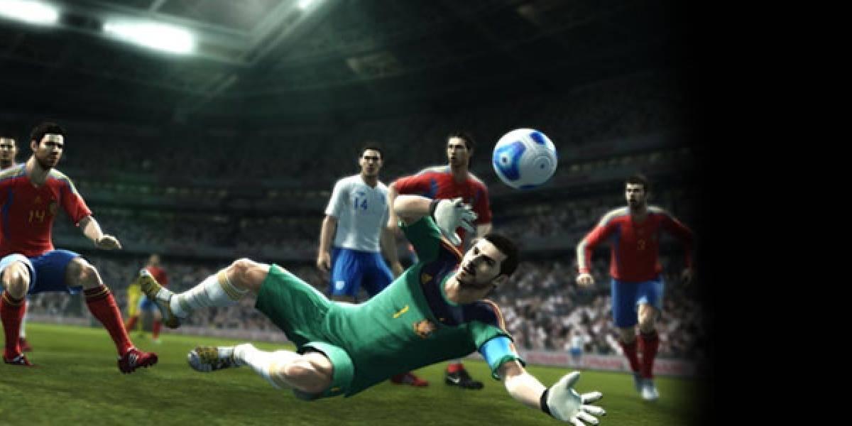 Konami lanzará dos demos de PES 2012