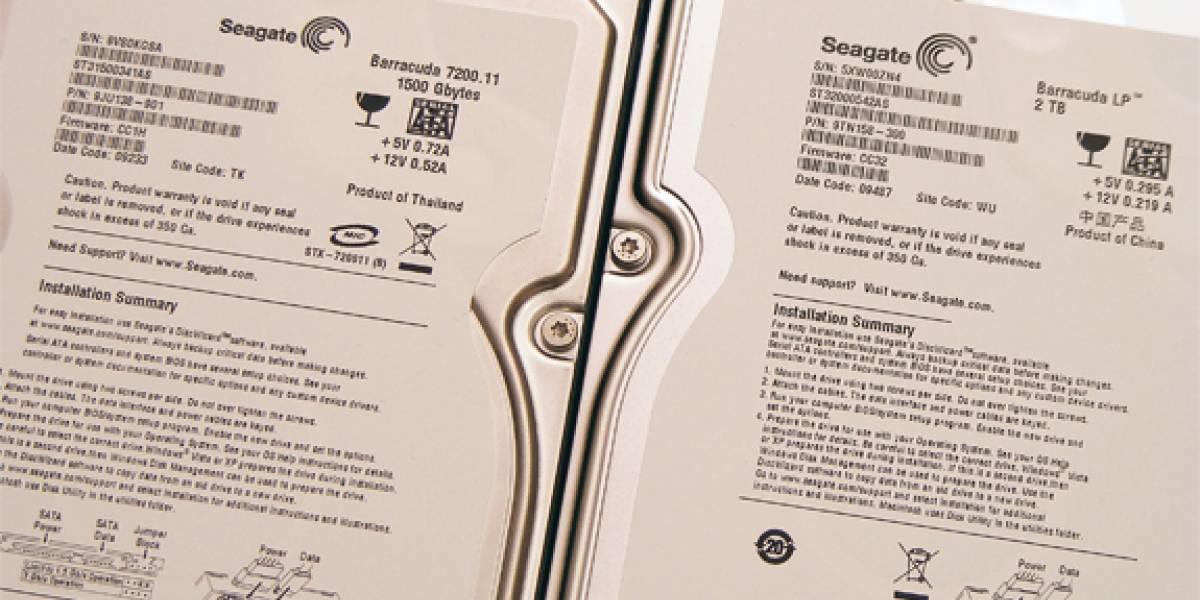 Seagate Barracuda 1,5TB y 2,0TB
