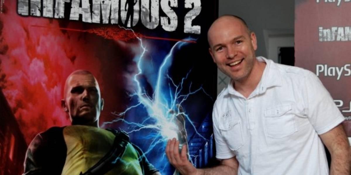 Conversamos con: Nate Fox, director de inFamous 2