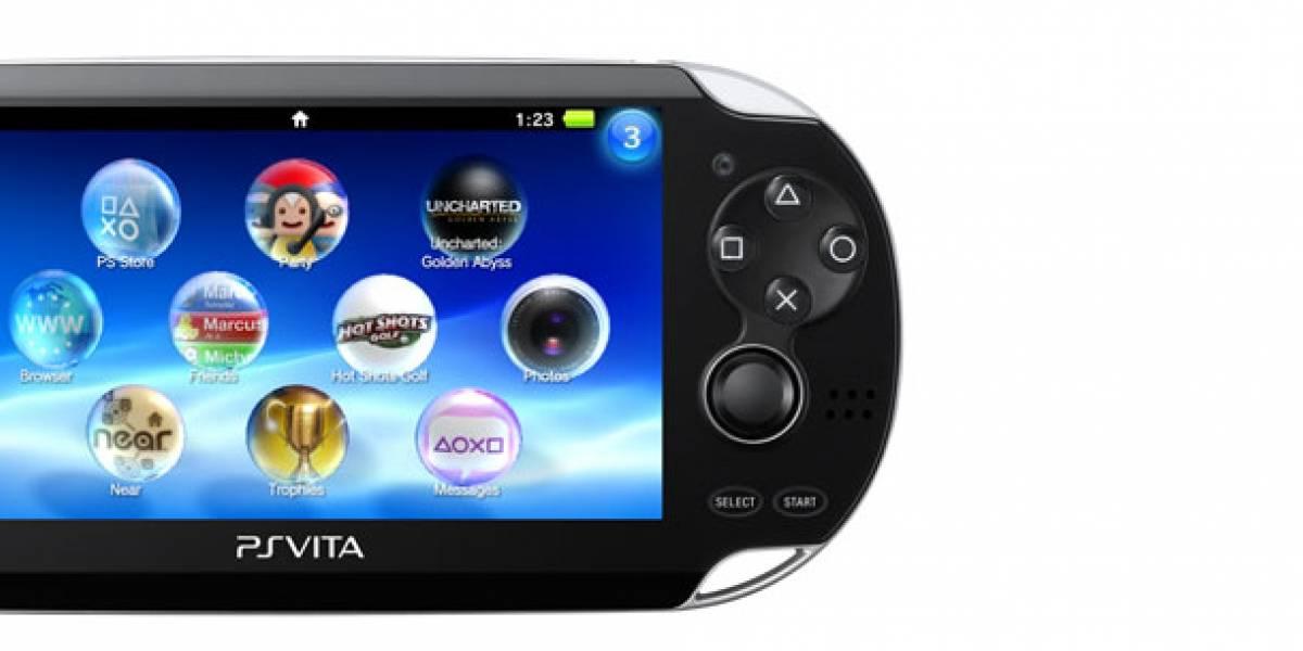 Sony revela todos los detalles del PS Vita [E3 2011]