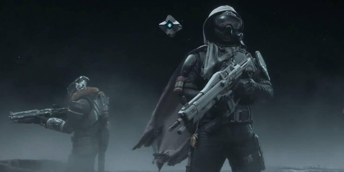 Los primeros afiches promocionales de Destiny llegan a GameStop