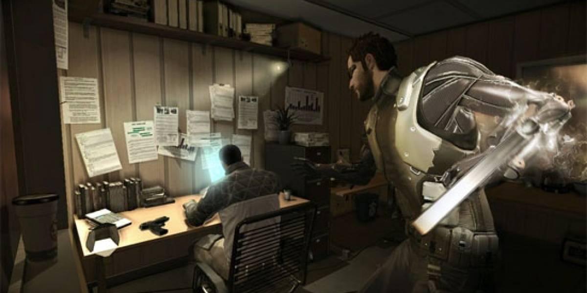 Hackean la página de Deus Ex y roban los datos de 80 mil usuarios