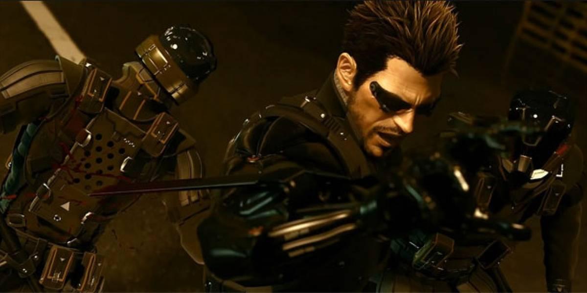 Y esto no alcanzó a ser parte de Deus Ex: Human Revolution