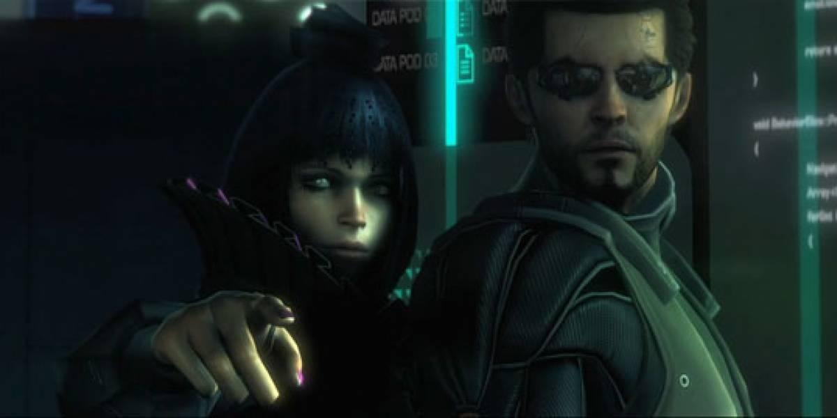 Otro trailer orgásmico de Deus Ex: Human Revolution