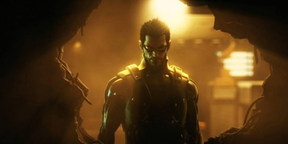 Deus Ex: Human Revolution usará Steamworks