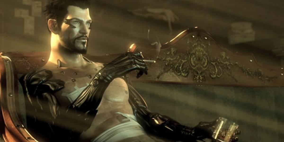Se retrasa la salida de Deus Ex: Human Revolution en Japón