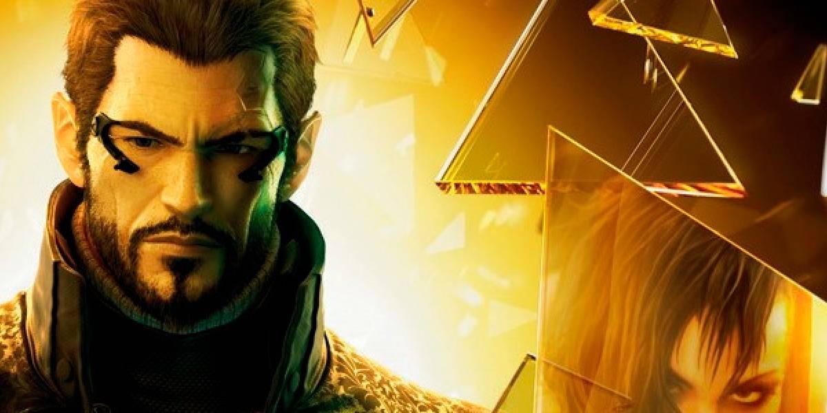 Deus Ex: Human Revolution se prepara para llegar a Mac