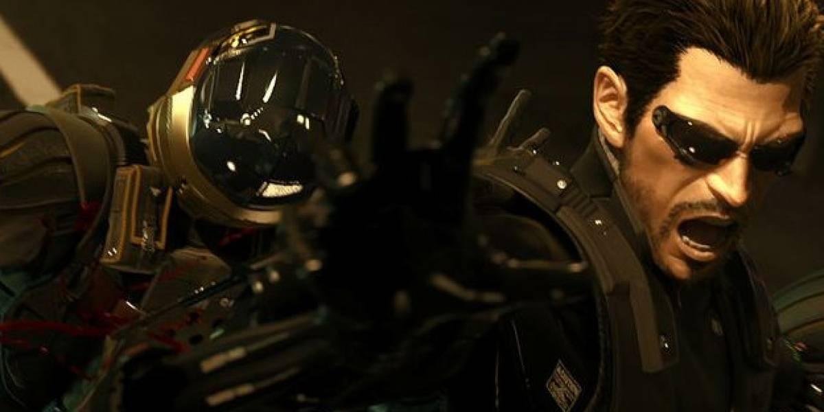 Deus Ex: Human Revolution tendrá bloqueo regional... ¿en PC? ¿WTF?