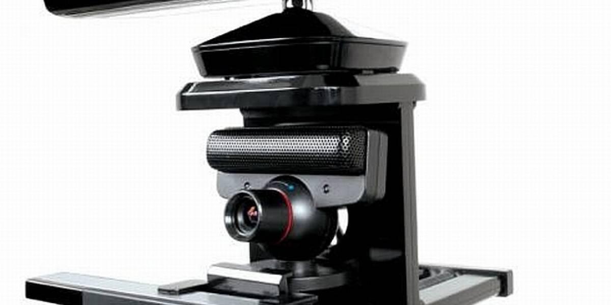 Trimount es una hidra con cabezas de Move, Kinect y Wii