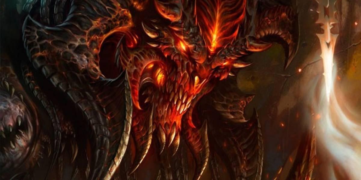 Diablo III será lanzado sin modo PvP