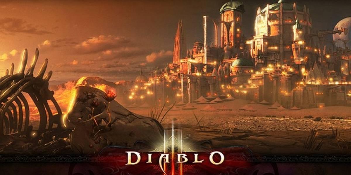 ¡Cancela tus compromisos! Beta abierta de Diablo III este fin de semana