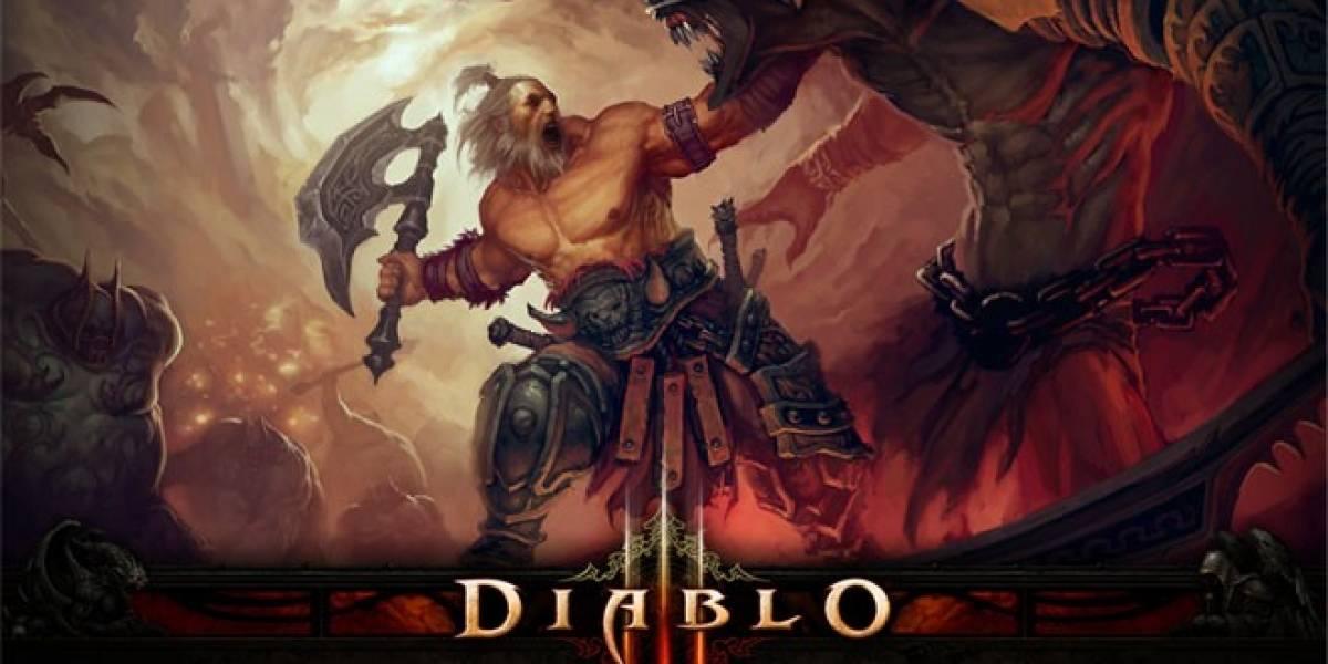 Amazon Italia le pone fecha a Diablo III