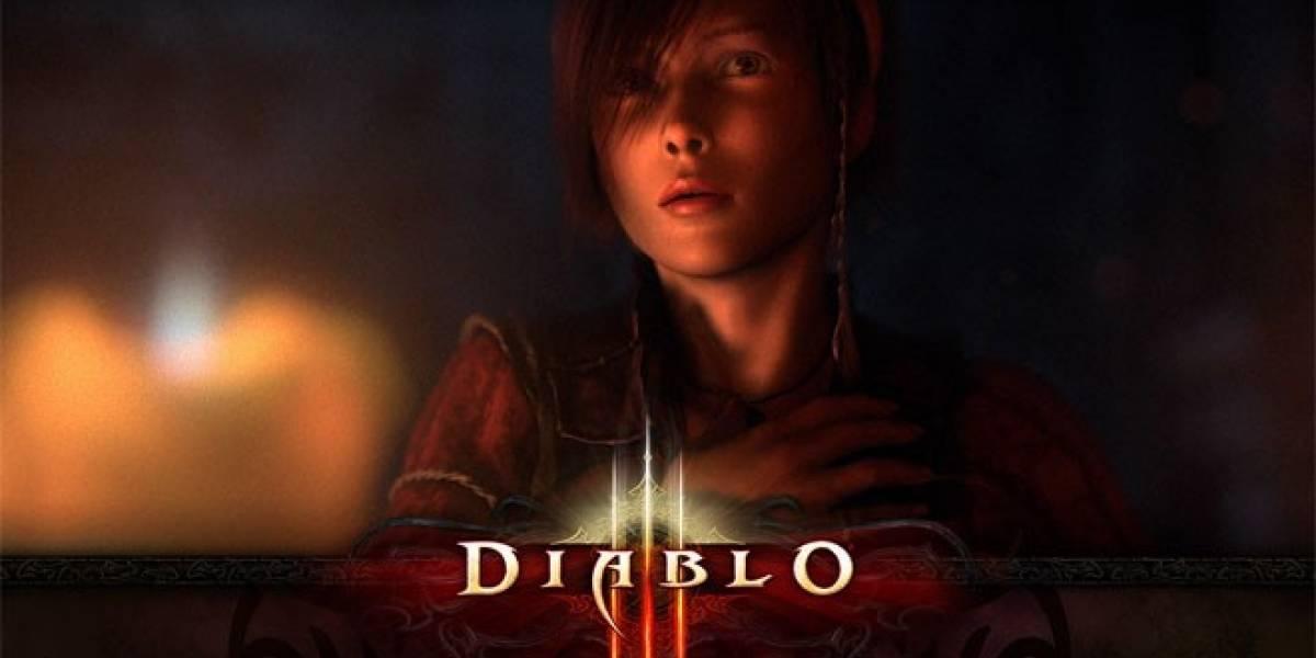 Esta es la intro de Diablo III en español para Latinoamérica