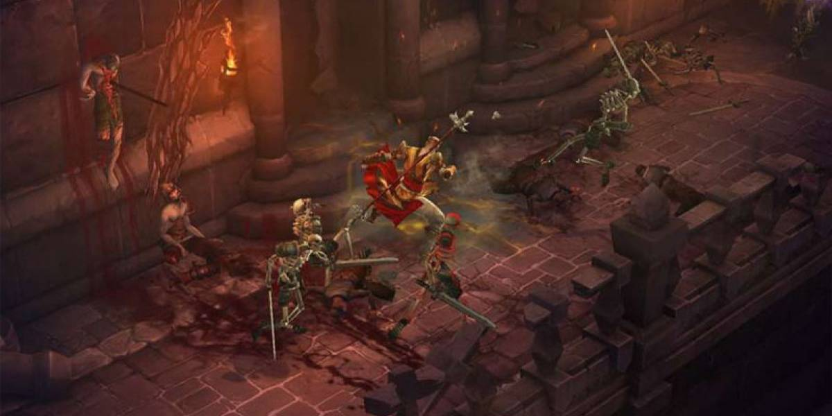 Ocho minutos de la Beta de Diablo III en acción