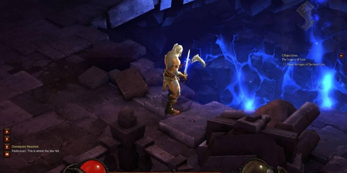 Diablo III se retrasa oficialmente hasta principios del 2012