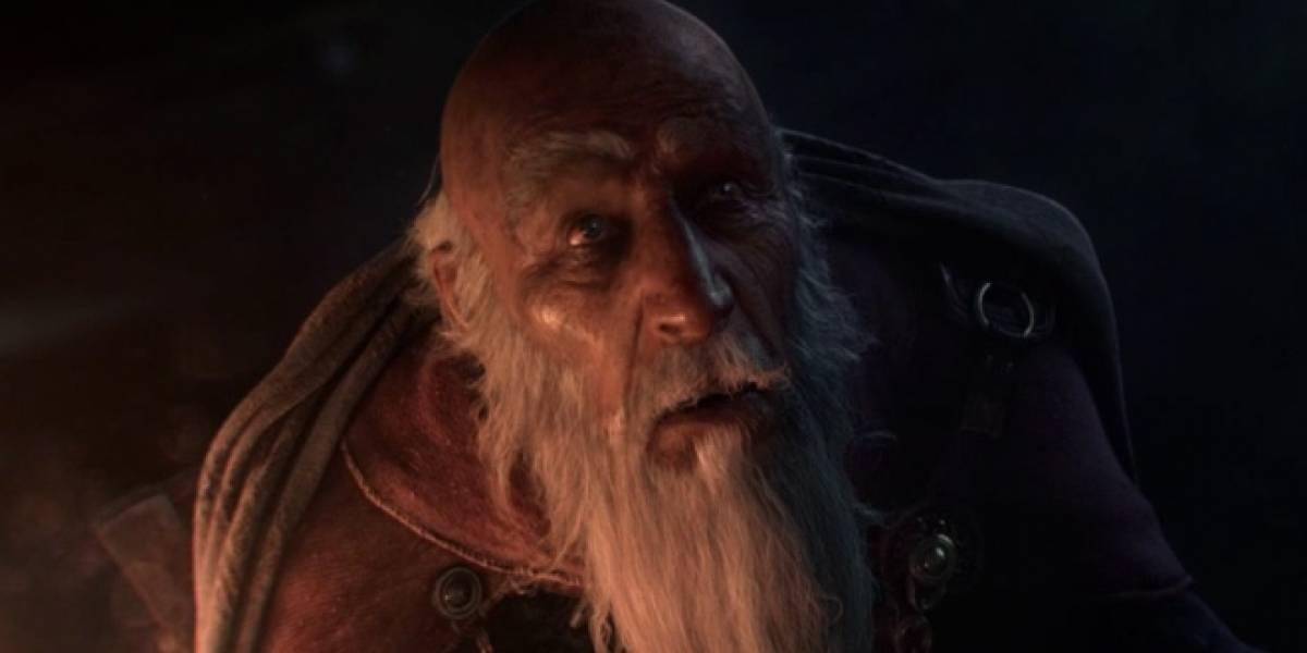 Hágase pipí con el video introductorio de Diablo III [VGA 2011]