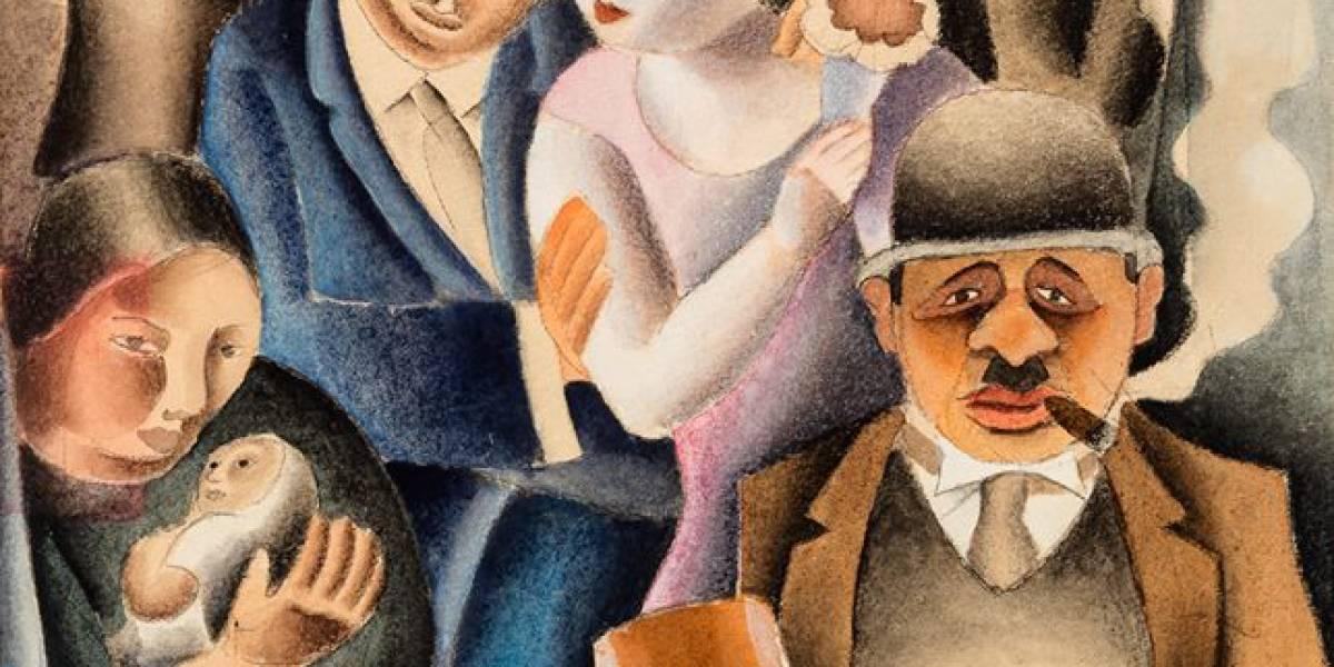 Obras de Di Cavalcanti chegam ao último fim de semana de exposição na Pinacoteca de São Paulo