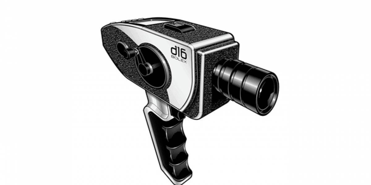 Esta Digital Bolex sacará el cineasta que llevas dentro