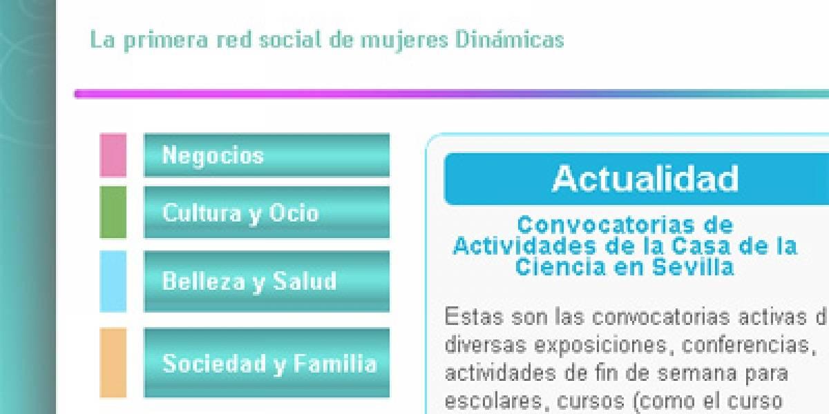 Diles.org: Una red social para mujeres luchadoras