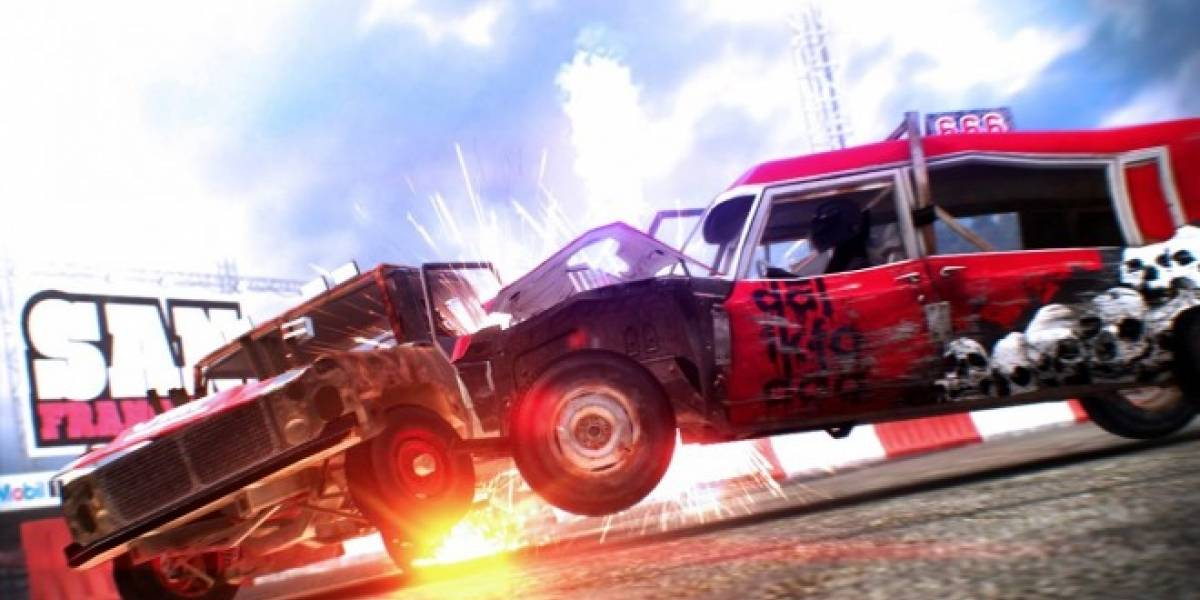 Ya disponible la demo de DiRT Showdown en Xbox Live
