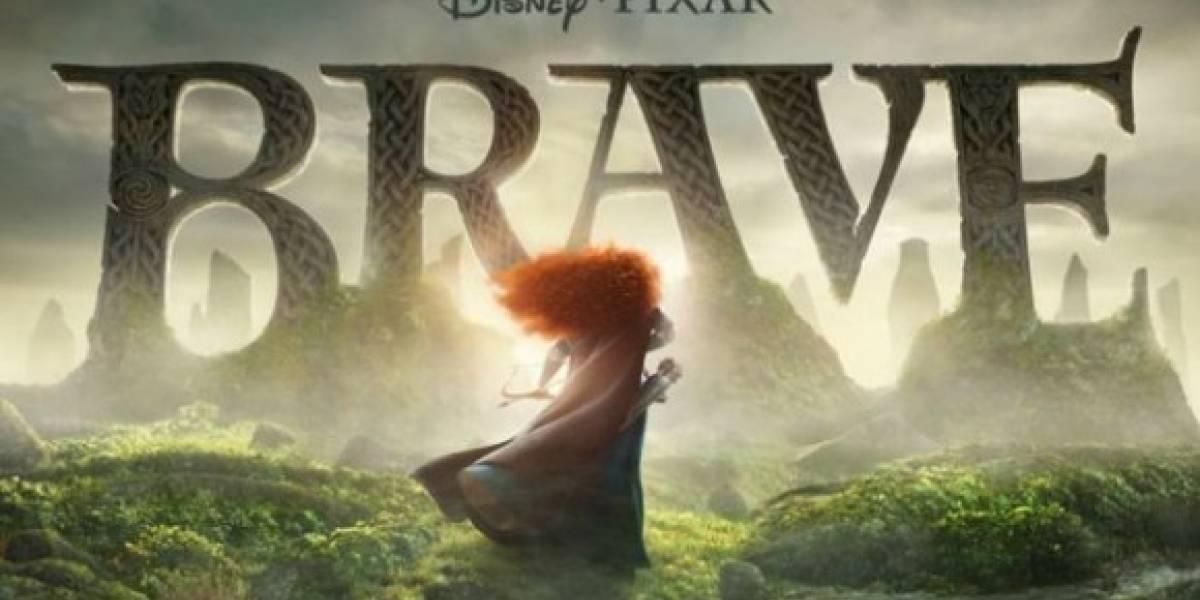 Teaser de Brave, la nueva película de Pixar