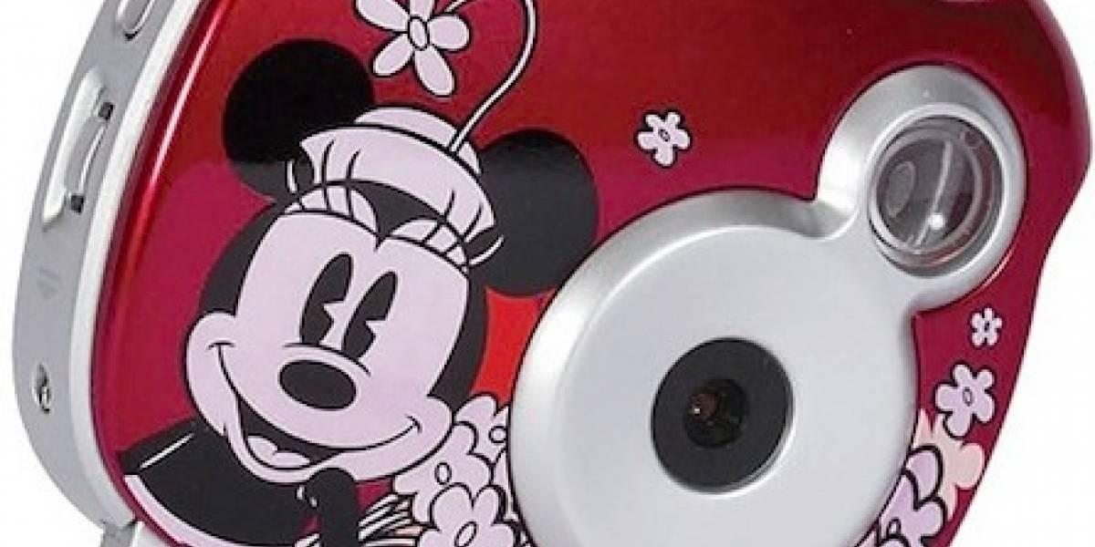 Cámara externa para iPad... ¡Y es de Mickey Mouse!