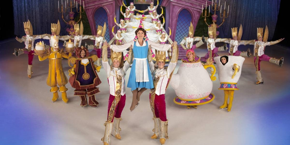 Disney On Ice presenta Reach for the Stars