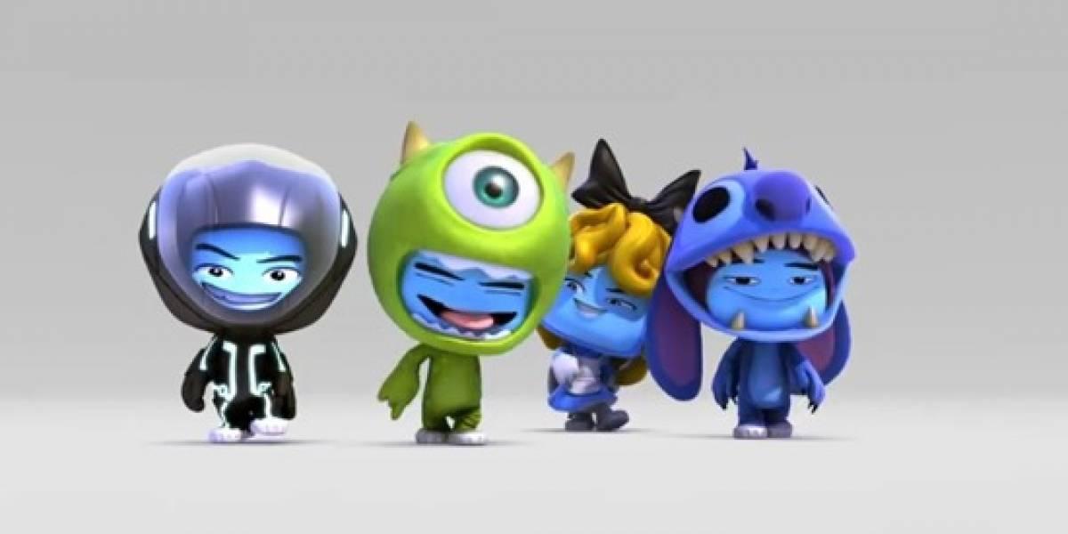 Disney Universe anunciado para todas las plataformas caseras