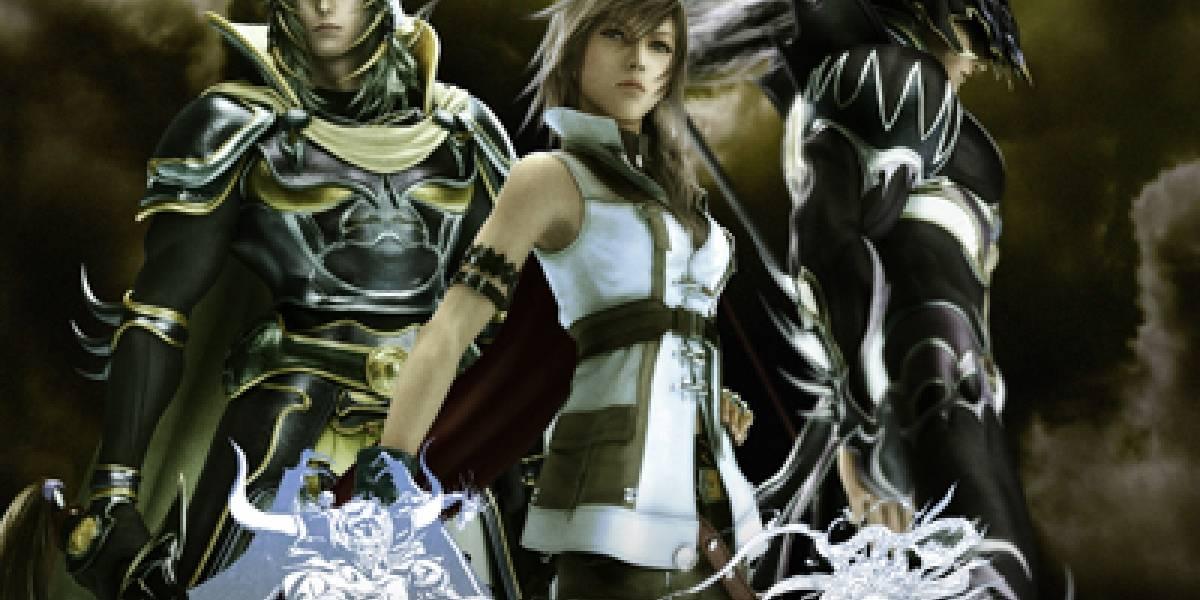 De momento no hay planes para llevar Dissidia: Final Fantasy al PS3