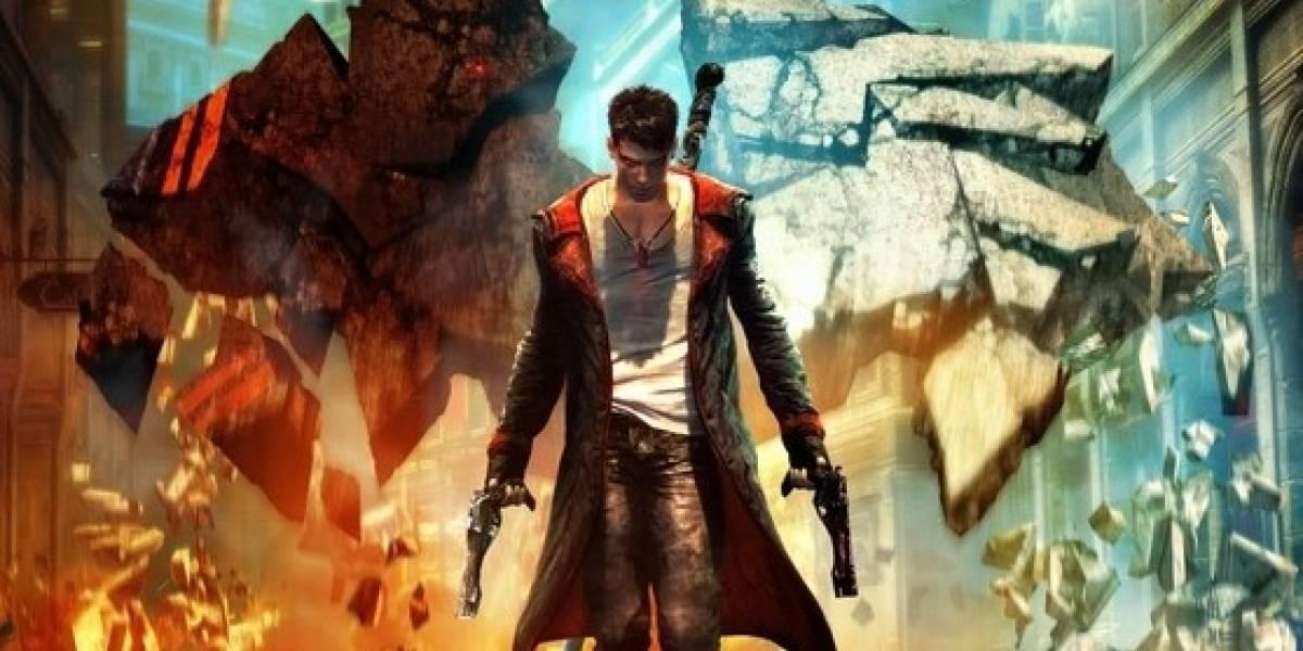 Capcom confirma fecha y algunos detalles de la demo de DmC