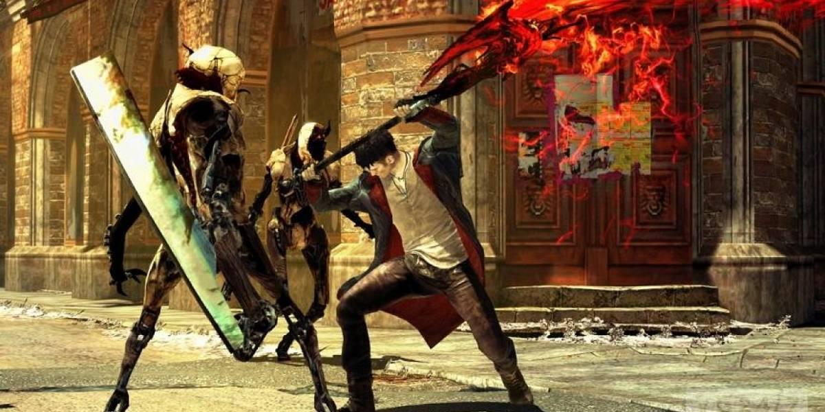 Capcom muestra más jugabilidad de DmC: Devil May Cry