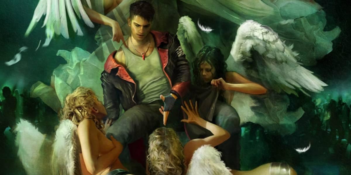 Dante se pone los pantalones en el aire en el nuevo trailer de DmC