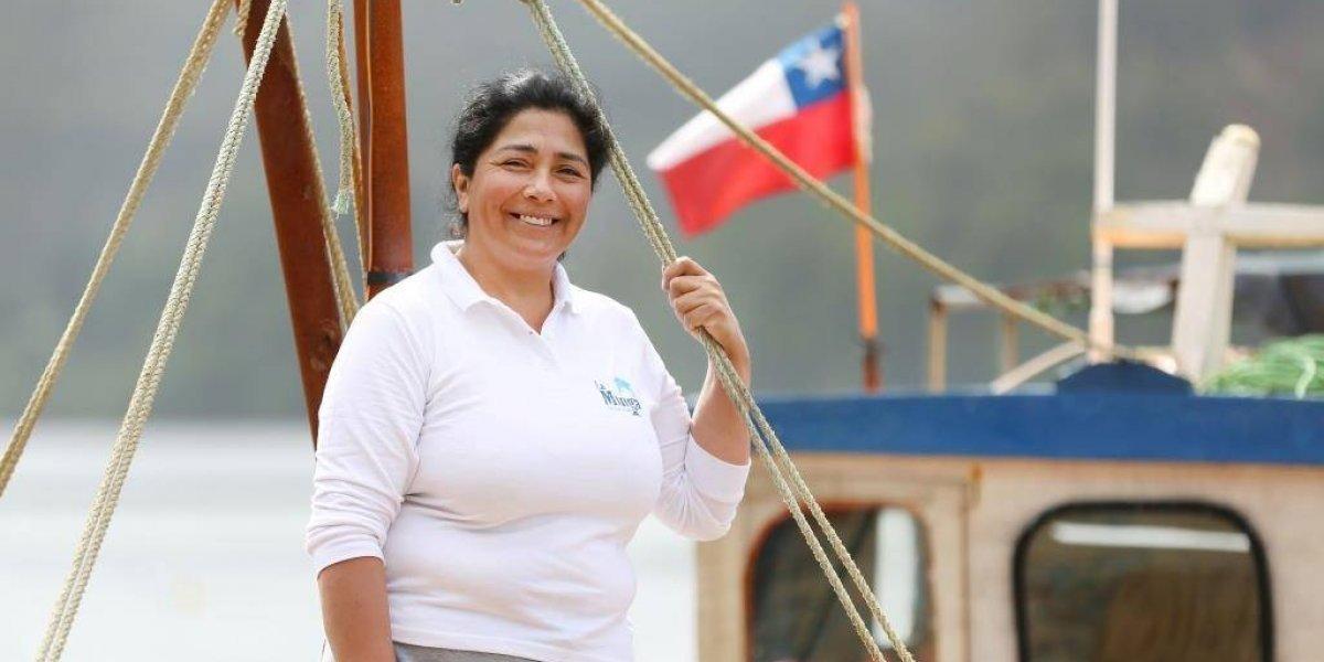 Pescadoras fueron premiadas por su tenacidad, liderazgo y espíritu emprendedor