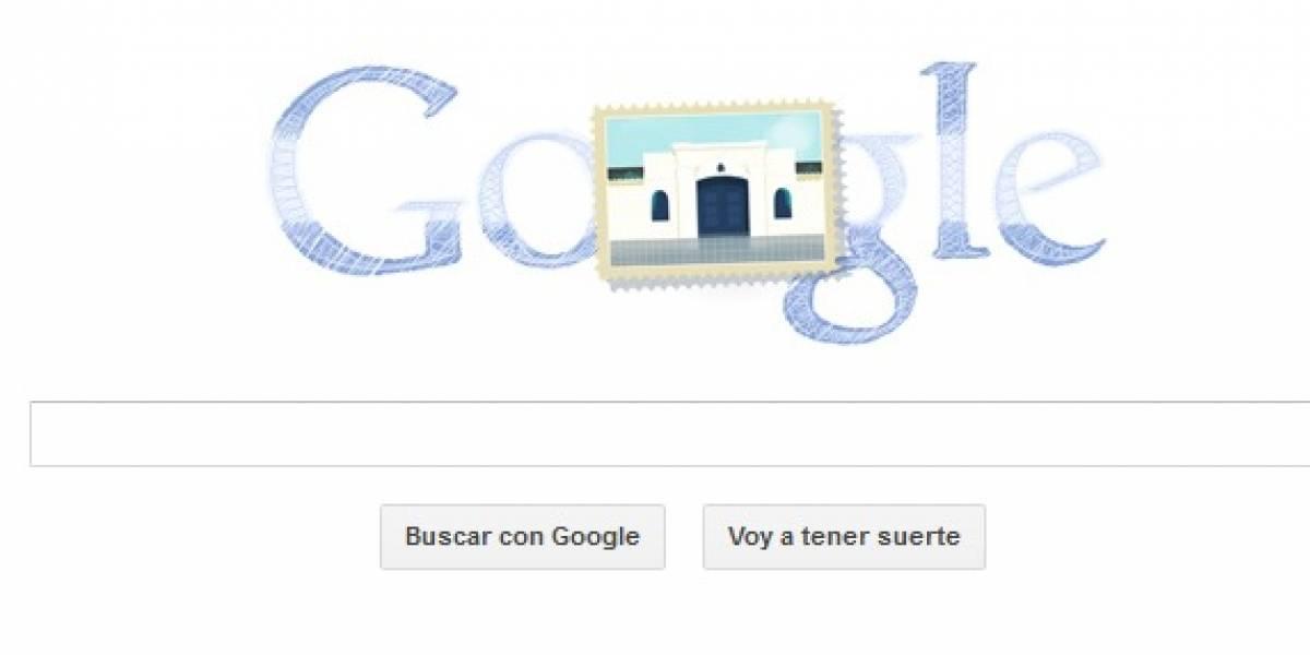 Google conmemora el Día de la Independencia argentina con un Doodle patrio