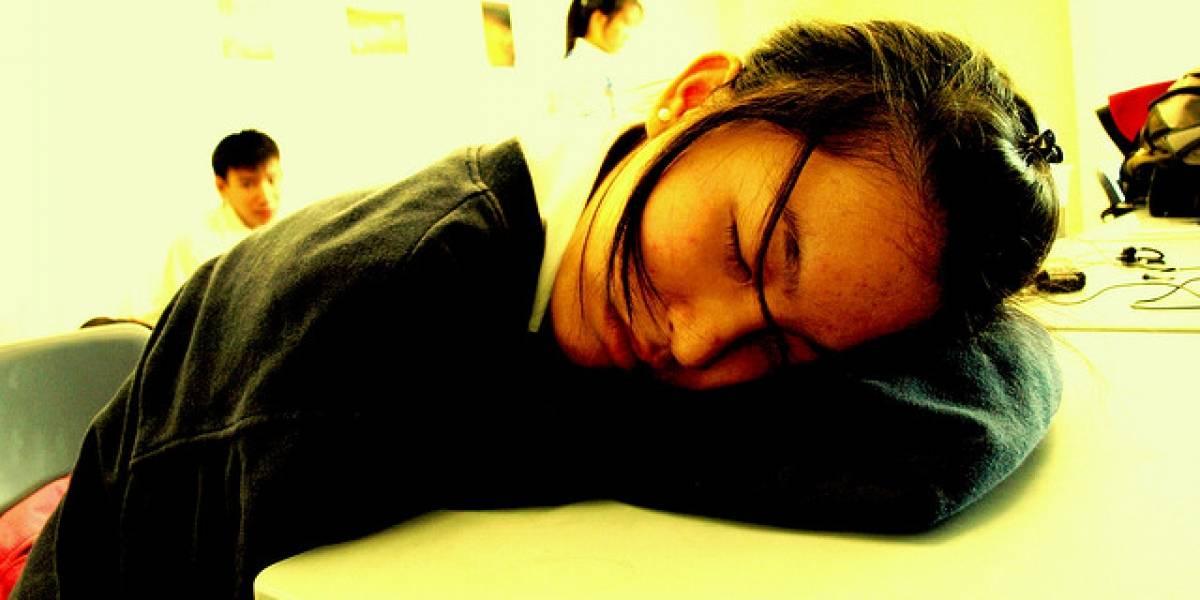 La falta de sueño hace que parte de tu cerebro se duerma mientras estás despierto