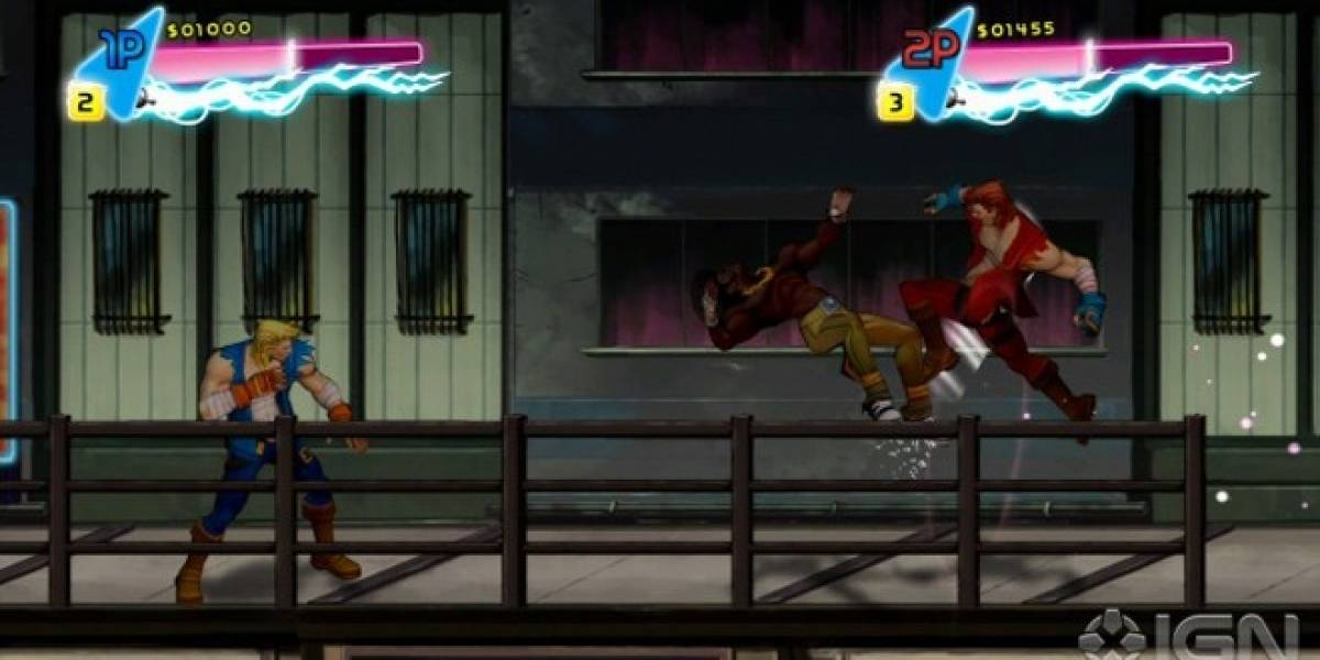 Double Dragon: Neon, el regreso de los hermanos Lee