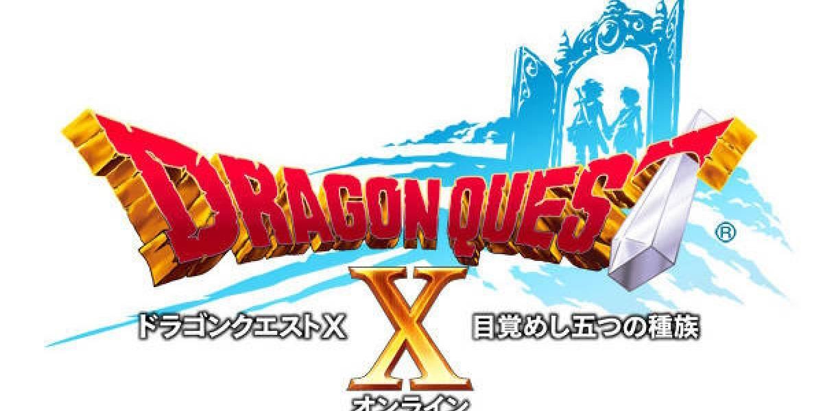 Square-Enix anuncia oficialmente Dragon Quest X, para Wii y Wii U