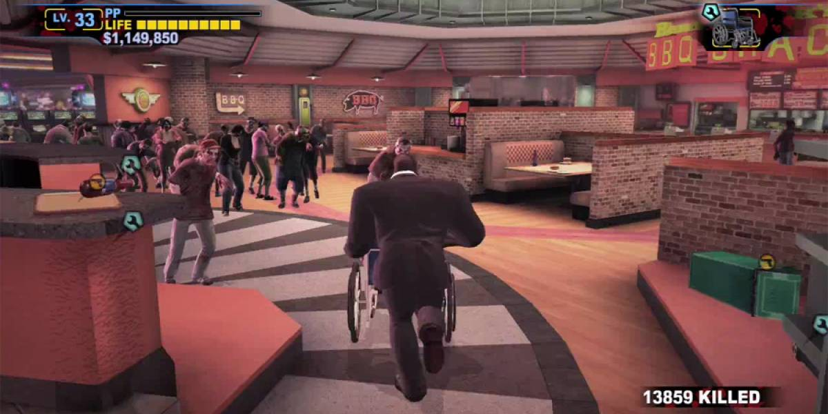 Capcom cobra dinero real por trucos para Dead Rising 2: OtR