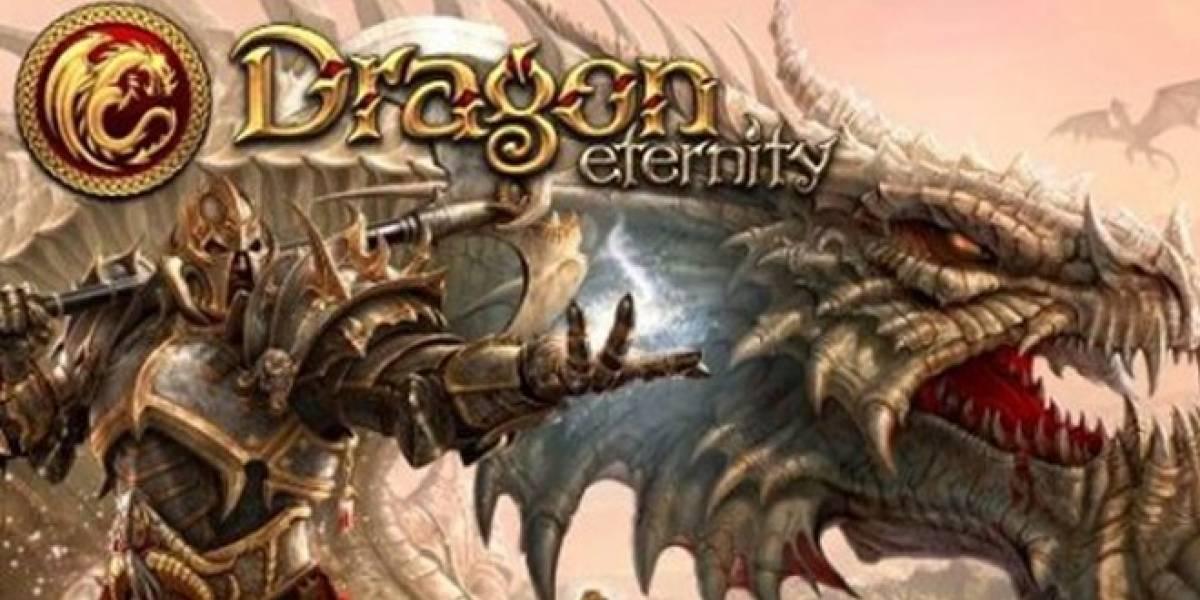 Dragon Eternity es un MMORPG gratuito para Android, iOS y HTML 5