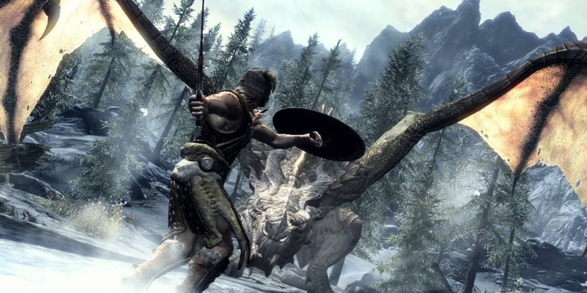 Veinte minutos de gloria: The Elder Scrolls V: Skyrim