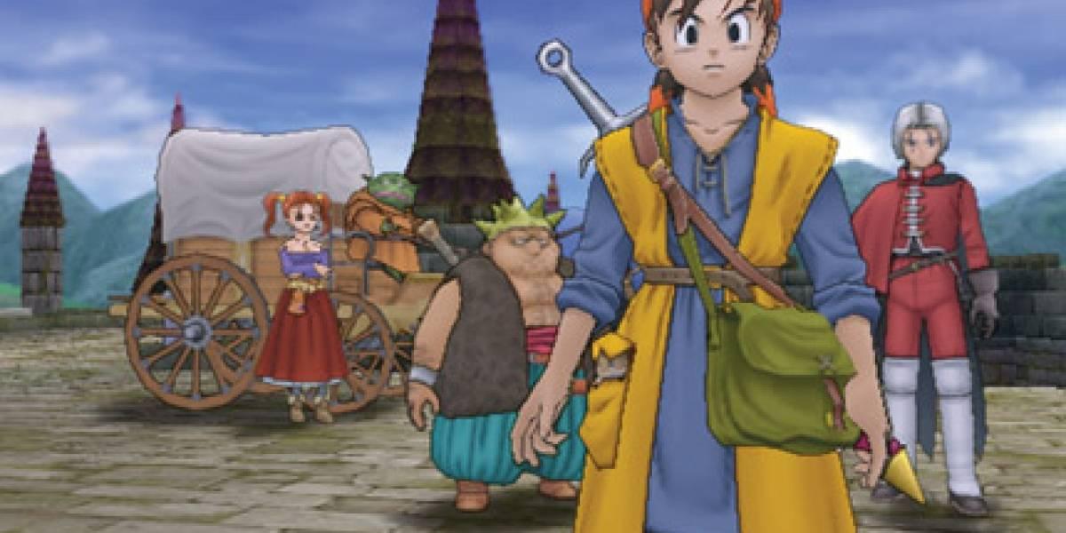 Dragon Quest X para Wii y en el 2012