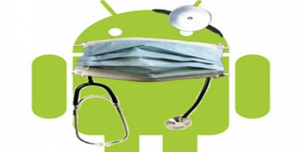 Los móviles nos ayudan a cuidar la salud